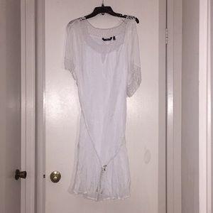 Mlle Gabrielle - White Dress